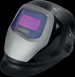 Przyłbica spawalnicza BHP, filtr samościemniający, szybka ochronna, producent 3M-SPG-9100VSW