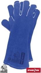 Ochrona rąk - przykład rękawicy - spawalnicze