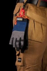 Rękawice powlekane stosowane do prac-min